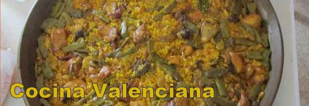 Recetario cocina valenciana for Cocina valenciana